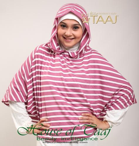Hijab Hoodie Modern Terbaru JB-PC-08